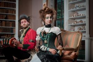 Peablossom Cabaret Sofa Press Shot